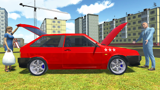 Russian Cars Simulator Apk Download For Android and Iphone 3