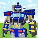Block Robo - New Transform icon