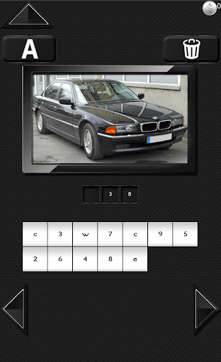 Cars Generation Quiz