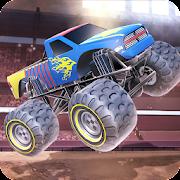 Crazy Monster Bus Stunt Race 2