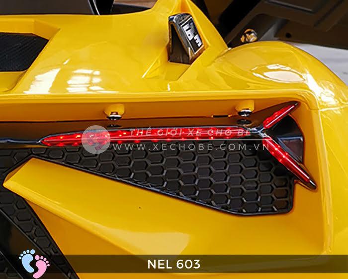 xe ô tô điện trẻ em Lamborghini NEL-603 26