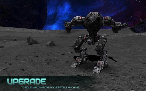 Robot War - ROBOKRIEG APK MOD – Monnaie Illimitées (Astuce) screenshots hack proof 2