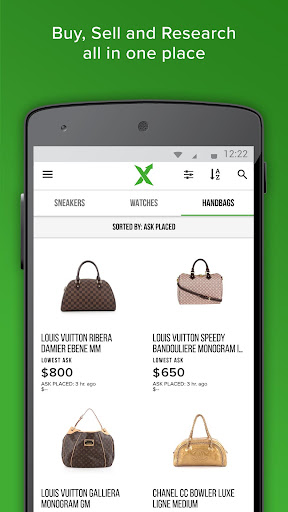 StockX - Buy & Sell Sneakers, Streetwear + More  screenshots 2