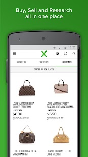 StockX: Stock Market of Things- screenshot thumbnail
