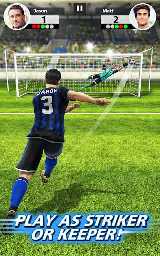 Football Strike - Multiplayer Soccer  gameplay | by HackJr.Pw 2