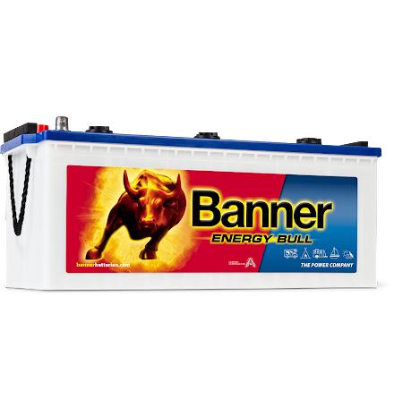 Banner Fritidsbatteri Energy Bull 12v 180Ah