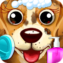 Pet Wash & Play - kids games icon