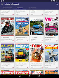 Pocketmags Magazine Newsstand Screenshot 6