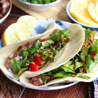 Korean Kalbi Taco