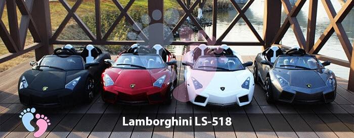 Xe hơi điện trẻ em LS-518 3