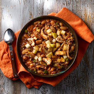 Harvest Chicken Chili with Apples