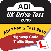 ADI Theory Test 2016 UK