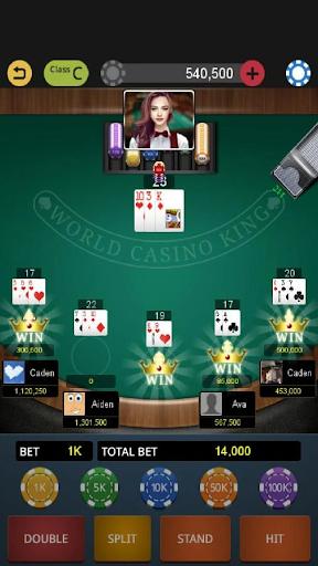 World Blackjack King screenshots 8