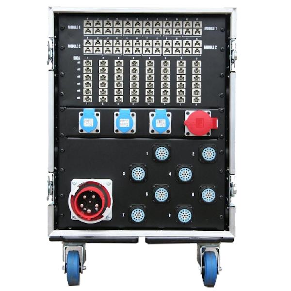 24way Dimmer Rack - 125A In rear