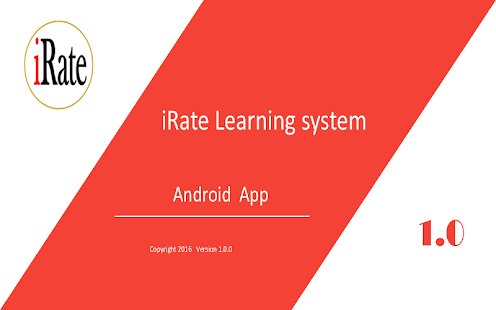 iRate Digital Education. - náhled