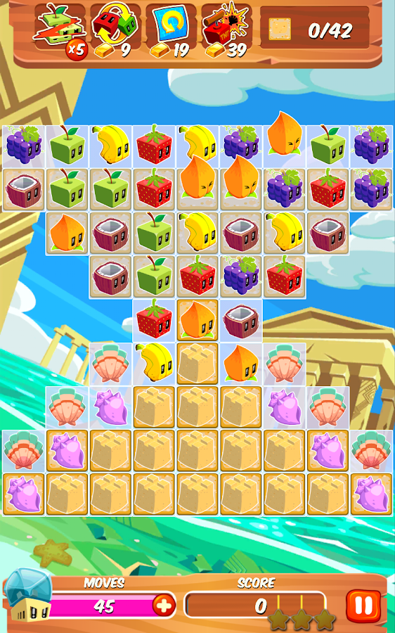 Juice Cubes- screenshot