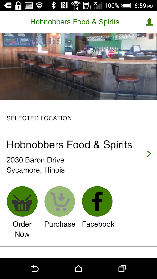Hobnobbers- screenshot