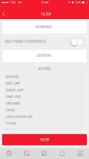 DayOff App - náhled