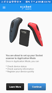 Socket Mobile Companion