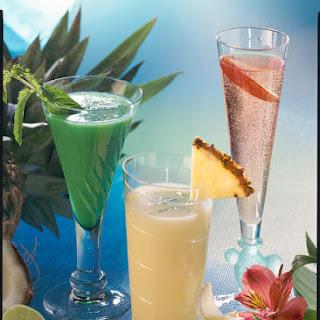 Pineapple Cream Cocktail.