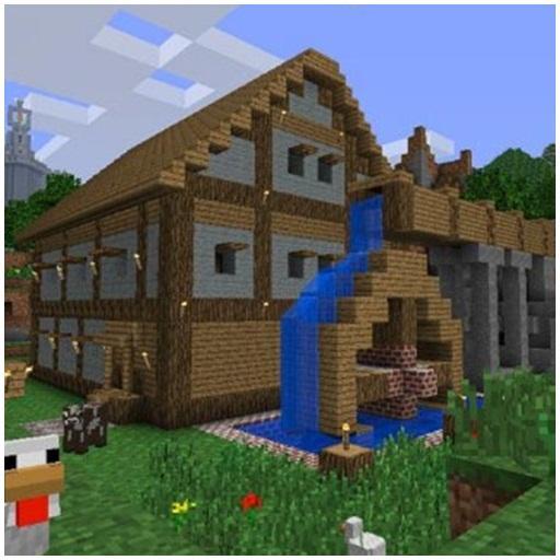 make a minecraft house 1.0 screenshots 2
