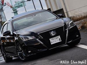 クラウンアスリート ARS210 ATHLETE S-T・ 平成29年式のカスタム事例画像 KAZU【Jun Style】さんの2020年10月19日05:01の投稿