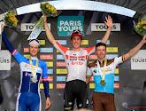 Jelle Wallays won voor de tweede keer Parijs-Tours