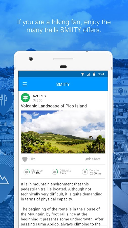 SMIITY SMart Interactive cITY- screenshot