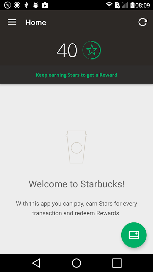 Starbucks CEE- screenshot