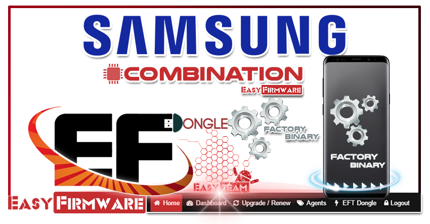 New update Samsung SUPPORT Combination File Update released