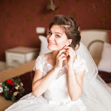 Wedding photographer Sergey Kaminskiy (sergio92). Photo of 09.03.2018