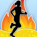 BURNED CALORIES - Lose weight while exercising icon