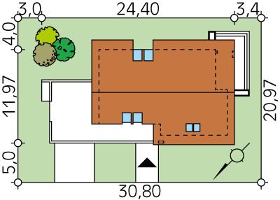 Onyks 2 CE - Sytuacja