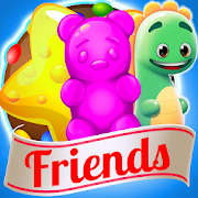 Candy Friends - new games 2020