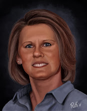 Photo: Here is one I completed recently of +Michele Spry: