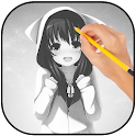 Draw Anime ( Manga tutorials ) icon
