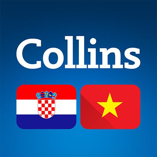 Collins Vietnamese<>Croatian Dictionary Icon