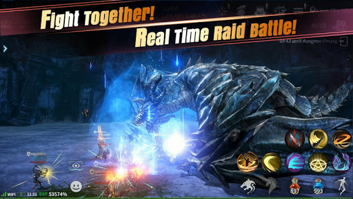RebirthM 0.00.0043 gameplay | by HackJr.Pw 14