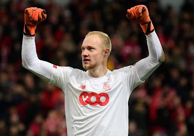 🎥 Arnaud Bodart soutient l'équipe de cécifoot du Standard de Liège