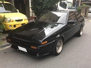 スプリンタートレノ AE86 S59y 3ドア GT-APEXのカスタム事例画像 てんづかさんの2018年11月16日00:17の投稿
