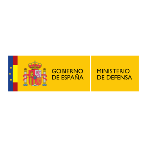 Logo Ministerio Defensa