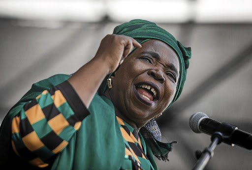 Nkosazana Dlamini-Zuma. Picture: SUPPLIED