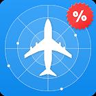 ✈️  Voli e biglietti aerei low cost — Jetradar icon
