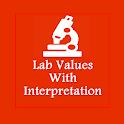 Lab Values with Interpretation icon