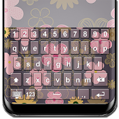 Cute Keyboard Themes for Girls