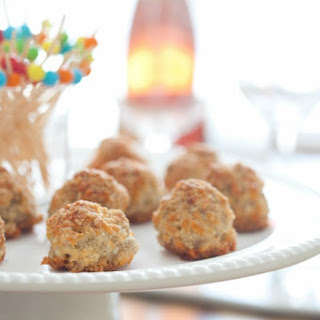 Sausage Balls (Grain-Free, Paleo) Recipe