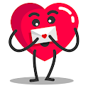 WAStickerApps Heart icon