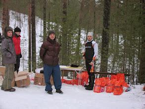 Photo: Организаторы - Алексей Здебловский и Василий Кузьмин