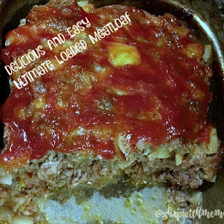 How To Make Delicious And Easy Ultimate Loaded Meatloaf
