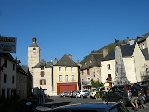 Photo: Saint-Chély-d'Aubrac